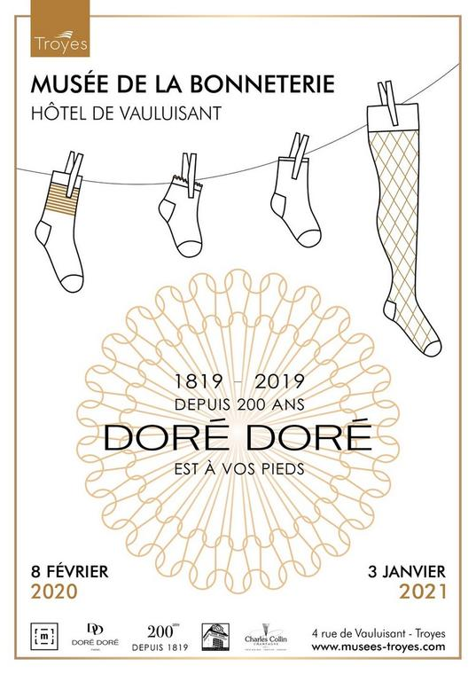 Affiche expo DD