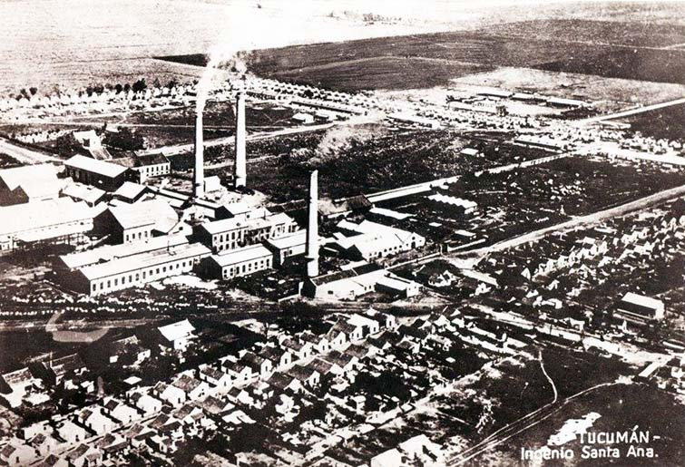 Tucuman Santa Ana