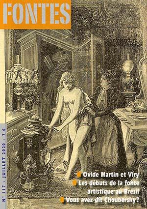 Couverture de la revue Fontes n°117