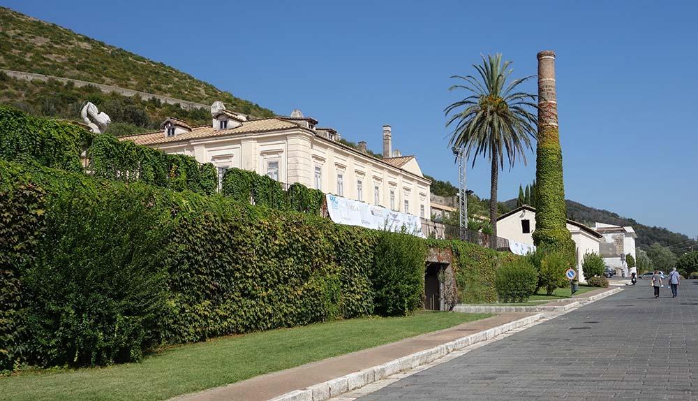 San Leucio - Le Belvédère