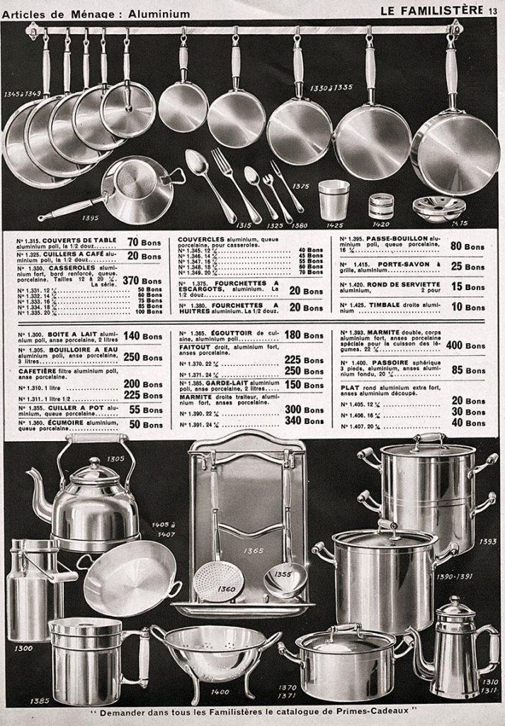 Le catalogue des primes de 1933