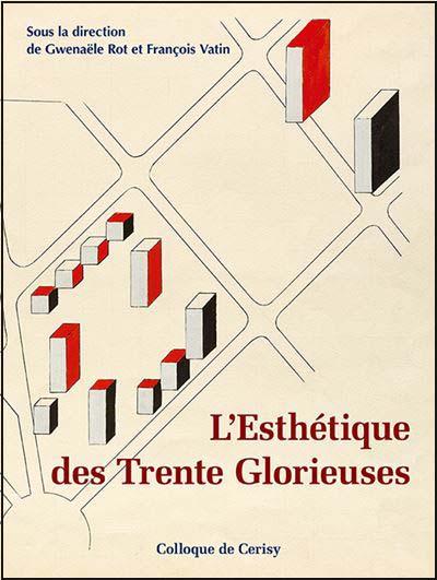 Couverture Esthetique-des-Trente Glorieuses