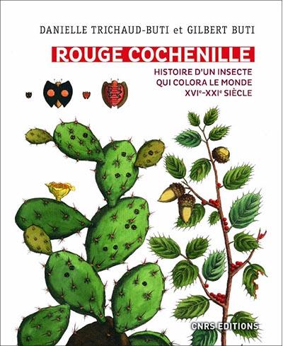 Couverture Rouge cochenille