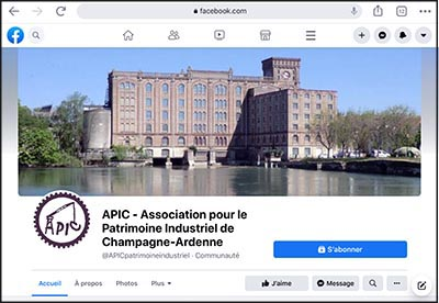 page facebook apic