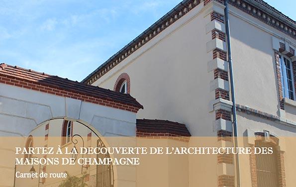 Maison de champagne à Mareuil-sur-Aÿ